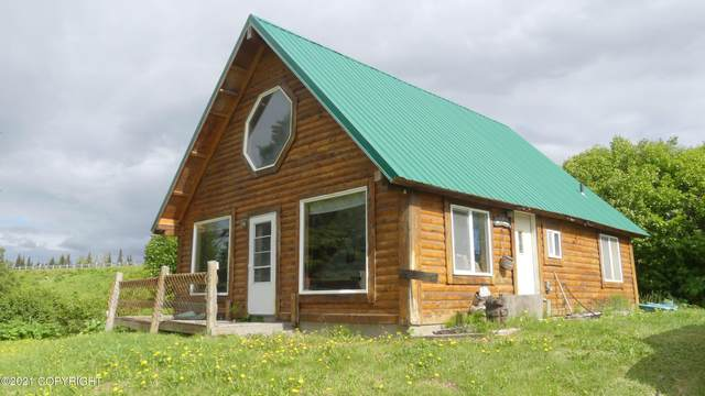10078 Seaside Court, Ninilchik, AK 99639 (MLS #21-9801) :: Wolf Real Estate Professionals