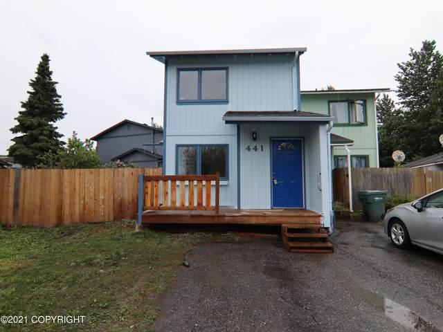 441 Scorpio Circle, Anchorage, AK 99508 (MLS #21-9817) :: Wolf Real Estate Professionals