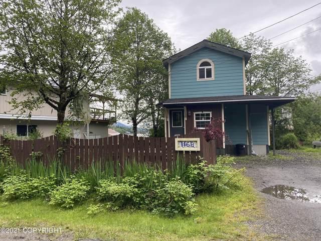 116 Scow Bay Loop Road #B, Petersburg, AK 99833 (MLS #21-9856) :: Wolf Real Estate Professionals