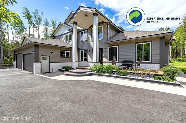 3350 S Edelweiss Drive, Wasilla, AK 99623 (MLS #21-9872) :: RMG Real Estate Network | Keller Williams Realty Alaska Group