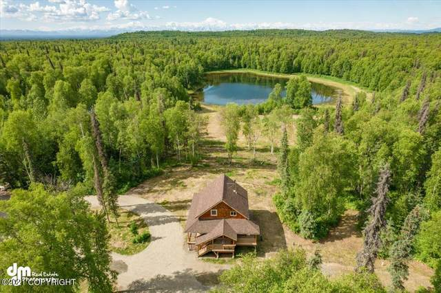 25465 S Wolf Track Road, Talkeetna, AK 99676 (MLS #21-9895) :: Wolf Real Estate Professionals