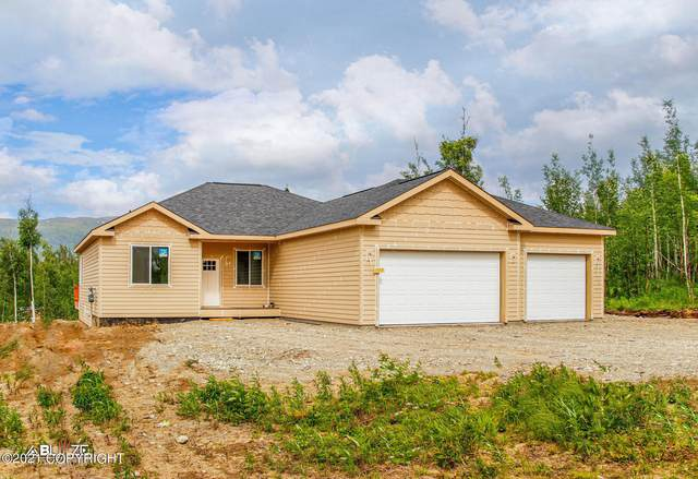 1717 W Gold Bar Road, Wasilla, AK 99654 (MLS #21-9972) :: Wolf Real Estate Professionals