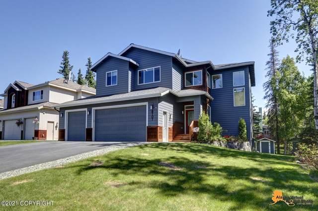 8707 Colusa Circle, Eagle River, AK 99577 (MLS #21-9983) :: Wolf Real Estate Professionals