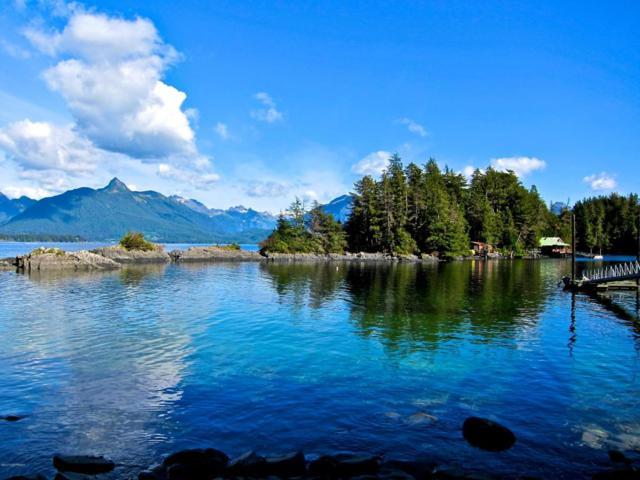 L150 Mertz Island, Sitka, AK 99835 (MLS #17-14946) :: Daves Alaska Homes
