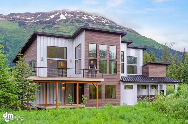 242 Tanner Circle, Girdwood, AK 99587 (MLS #17-16494) :: Real Estate Brokers of Alaska