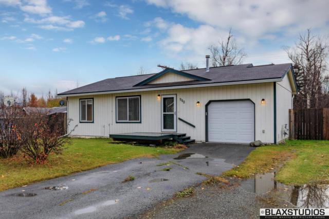 940 W Josh Drive, Palmer, AK 99645 (MLS #17-17441) :: RMG Real Estate Experts