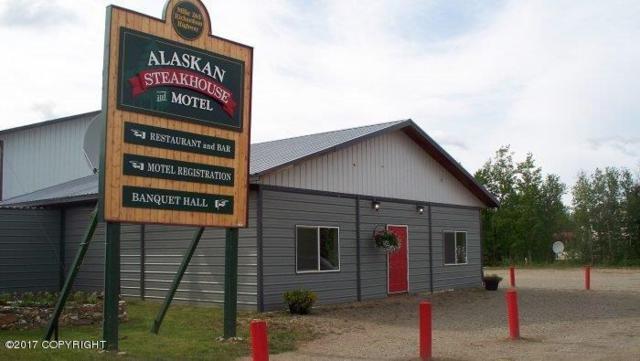Mi 265 Richardson Highway, Delta Junction, AK 99737 (MLS #17-3629) :: Northern Edge Real Estate, LLC