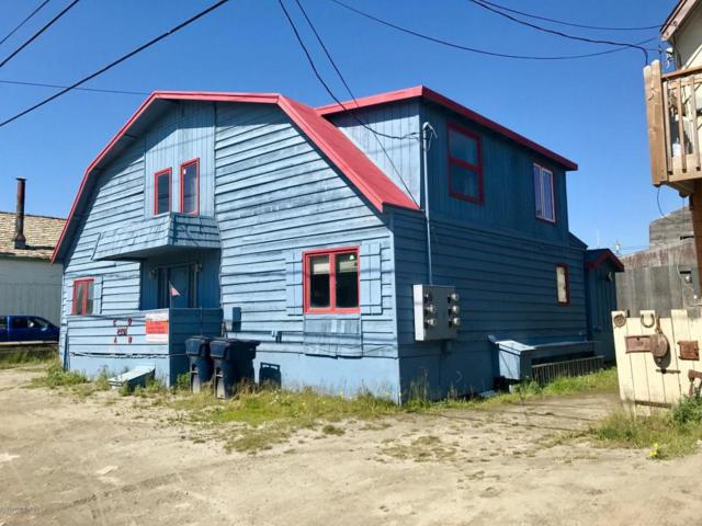 210 W 1st Avenue, Nome, AK 99762 (MLS #17-3926) :: RMG Real Estate Network | Keller Williams Realty Alaska Group