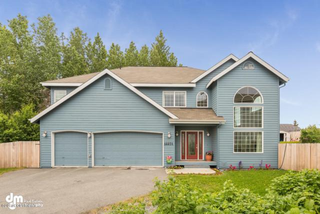 12271 Silver Spruce Circle, Anchorage, AK 99516 (MLS #17-8625) :: Team Dimmick