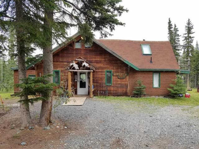 L2 Wrangell Drive, Copper Center, AK 99573 (MLS #18-11501) :: Channer Realty Group