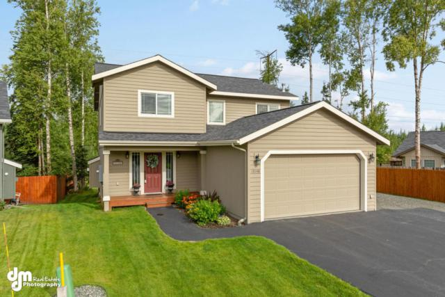 13148 Curry Ridge Circle, Eagle River, AK 99577 (MLS #18-12050) :: Channer Realty Group