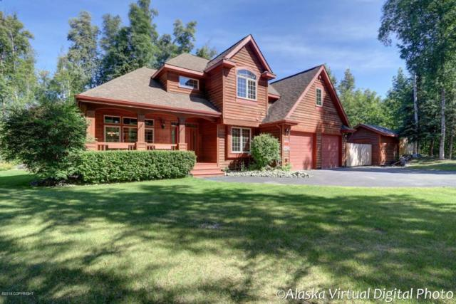 22230 Birch Creek Drive, Chugiak, AK 99567 (MLS #18-12106) :: Northern Edge Real Estate, LLC