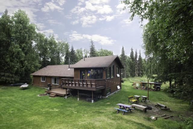 33185 Skyline Drive, Soldotna, AK 99669 (MLS #18-13555) :: Channer Realty Group