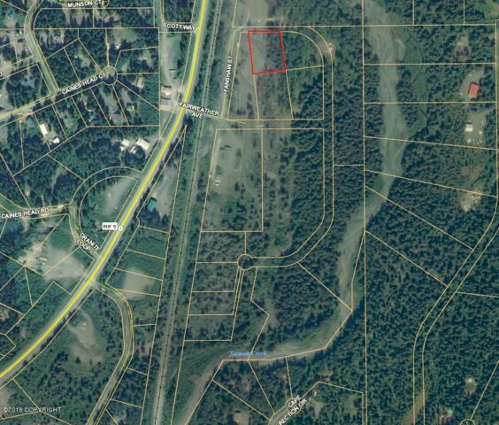 LB2 Cape Resurrection #3, Seward, AK 99664 (MLS #18-15047) :: Northern Edge Real Estate, LLC