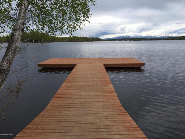 3893 Crozier Lane, Big Lake, AK 99652 (MLS #18-15395) :: Team Dimmick