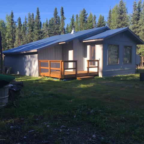 14218 E Wilderness Rim Road, Willow, AK 99688 (MLS #18-15877) :: Team Dimmick