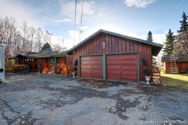 14440 Old Seward Highway, Anchorage, AK 99516 (MLS #18-17635) :: Channer Realty Group