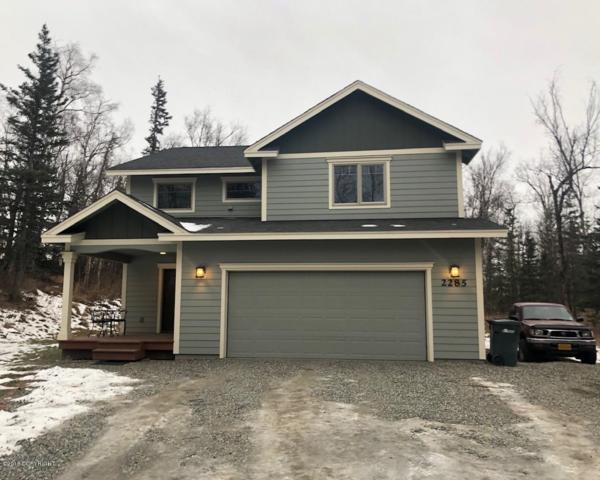 2285 N Willow Drive, Wasilla, AK 99654 (MLS #18-18774) :: RMG Real Estate Network | Keller Williams Realty Alaska Group