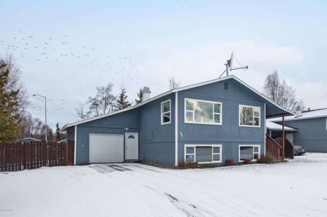 901 W 86th Avenue, Anchorage, AK 99515 (MLS #18-19423) :: The Huntley Owen Team