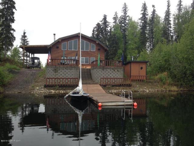 14845 Ryan's Creek Drive, Big Lake, AK 99652 (MLS #18-2516) :: Northern Edge Real Estate, LLC