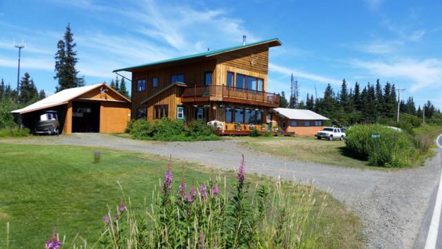 52618 Old East End Road, Homer, AK 99603 (MLS #18-5500) :: Northern Edge Real Estate, LLC