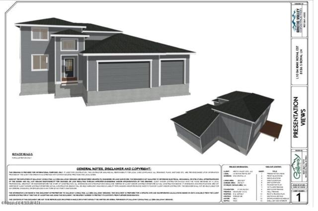 8136 S Royal Lane, Wasilla, AK 99654 (MLS #18-8031) :: Northern Edge Real Estate, LLC