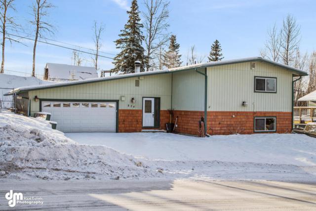 8240 E 20th Avenue, Anchorage, AK 99504 (MLS #18-919) :: RMG Real Estate Network   Keller Williams Realty Alaska Group