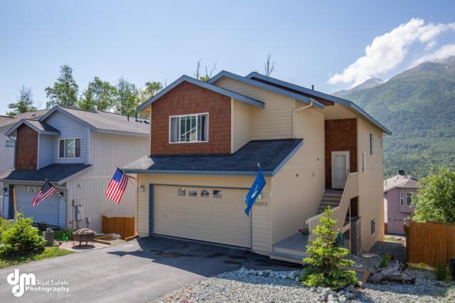 20672 Mountain Vista Drive, Eagle River, AK 99577 (MLS #19-10180) :: The Adrian Jaime Group | Keller Williams Realty Alaska