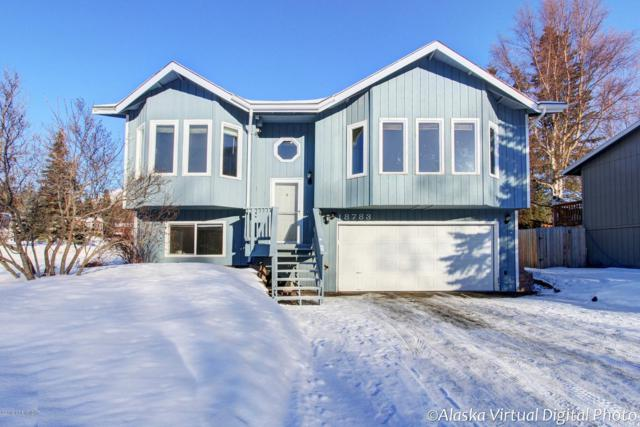 18783 Mills Bay Drive, Eagle River, AK 99577 (MLS #19-1540) :: The Adrian Jaime Group | Keller Williams Realty Alaska