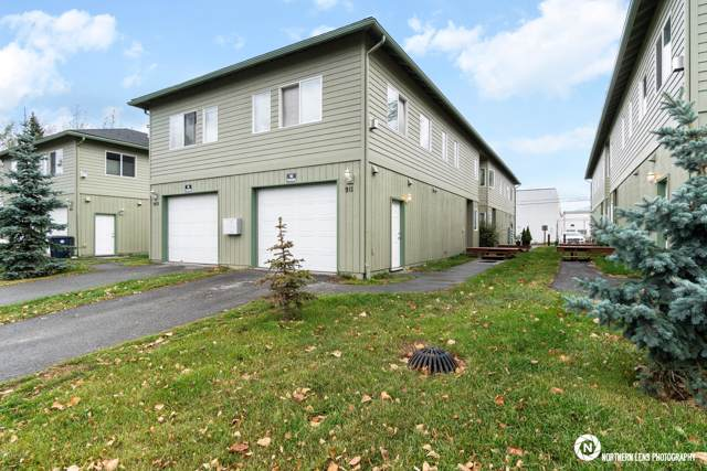 911 Nelchina Street #A, Anchorage, AK 99501 (MLS #19-15685) :: Roy Briley Real Estate Group