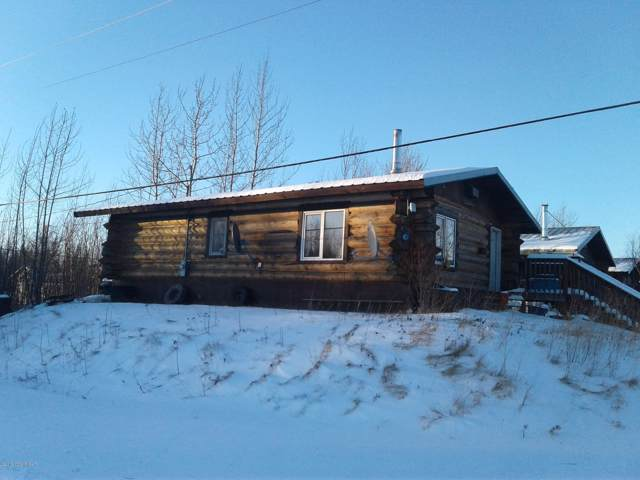 516 E Second Street, Nenana, AK 99760 (MLS #19-15795) :: Roy Briley Real Estate Group