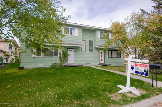 6227 Winding Way #5, Anchorage, AK 99504 (MLS #19-16120) :: Core Real Estate Group
