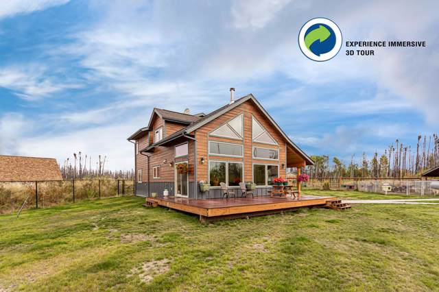 17438 Heights Place, Willow, AK 99688 (MLS #19-16151) :: The Adrian Jaime Group | Keller Williams Realty Alaska