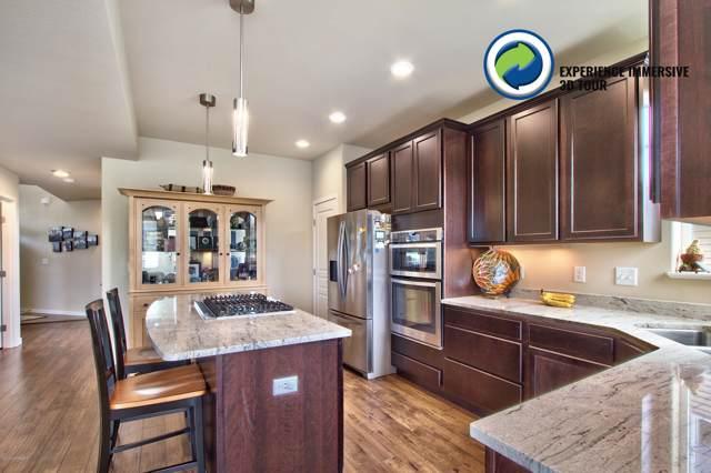 8987 Dry Creek Loop #34, Anchorage, AK 99502 (MLS #19-16291) :: Wolf Real Estate Professionals