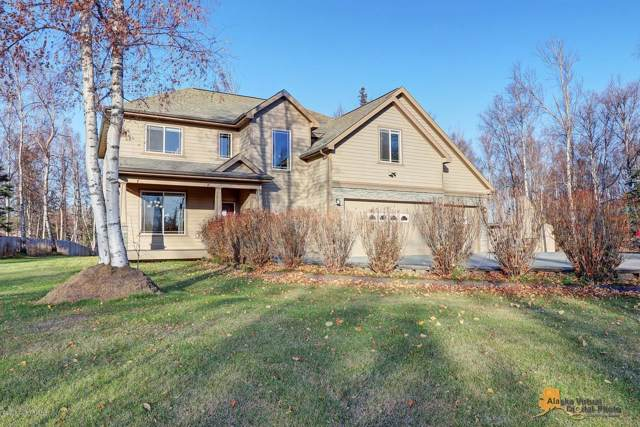 1331 E Woodcrest Drive, Wasilla, AK 99654 (MLS #19-17384) :: Core Real Estate Group