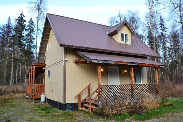 14411 E Leila Lane, Talkeetna, AK 99676 (MLS #19-17702) :: RMG Real Estate Network | Keller Williams Realty Alaska Group
