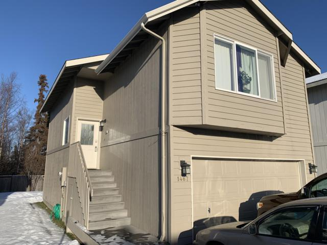 1467 N Heather Meadows Loop, Anchorage, AK 99507 (MLS #19-1901) :: The Huntley Owen Team