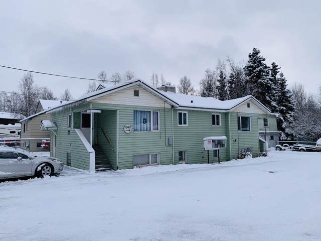 1010 Tyonek Drive, Anchorage, AK 99501 (MLS #19-19070) :: Team Dimmick