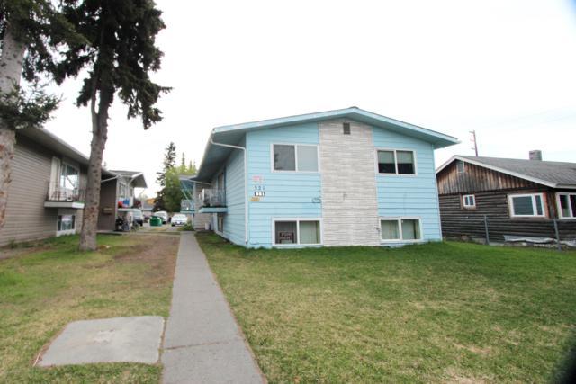 521 N Klevin Street, Anchorage, AK 99508 (MLS #19-6626) :: Team Dimmick