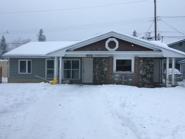 602 N Park Street, Anchorage, AK 99508 (MLS #19-871) :: Core Real Estate Group