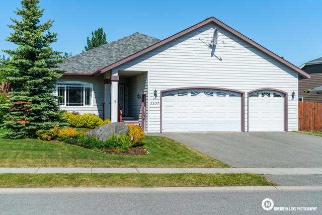 5557 Yukon Charlie Loop, Anchorage, AK 99502 (MLS #19-8726) :: Team Dimmick