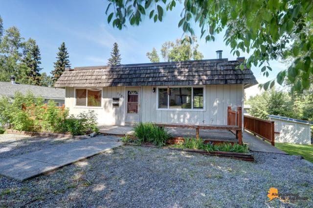 2703 Klamath Drive, Anchorage, AK 99517 (MLS #19-9301) :: The Adrian Jaime Group | Keller Williams Realty Alaska
