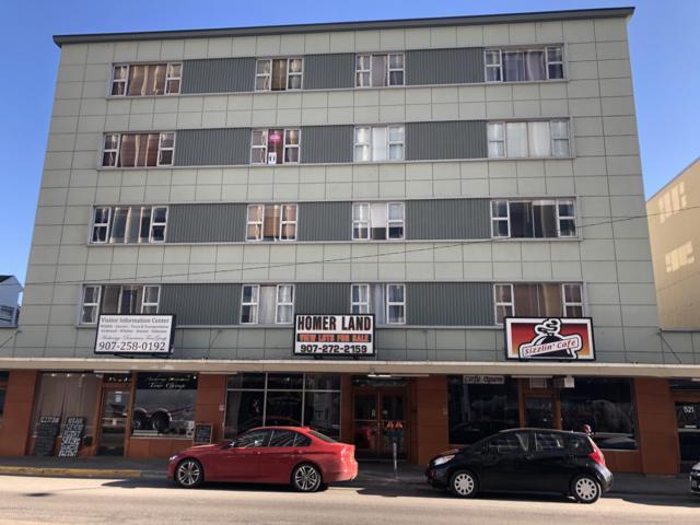 525 W 3rd Avenue #405, Anchorage, AK 99501 (MLS #19-9307) :: RMG Real Estate Network | Keller Williams Realty Alaska Group