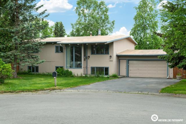 2030 Tudor Hills Court, Anchorage, AK 99507 (MLS #19-9687) :: Team Dimmick
