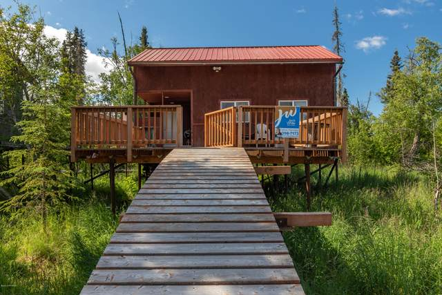 45630 Back Troll Aly, Kenai, AK 99611 (MLS #20-10146) :: Wolf Real Estate Professionals