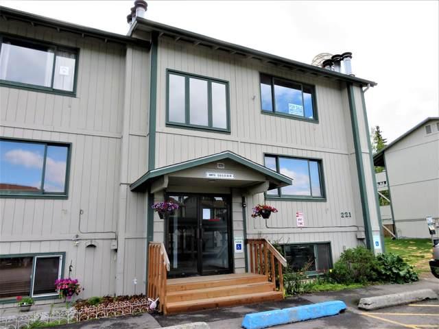 221 Mccarrey Street #19C, Anchorage, AK 99508 (MLS #20-1038) :: Wolf Real Estate Professionals