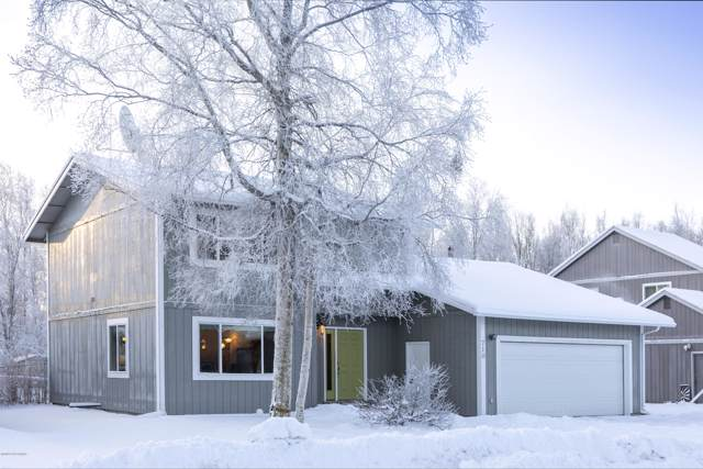 710 Woodmar Place, Anchorage, AK 99515 (MLS #20-1042) :: Wolf Real Estate Professionals