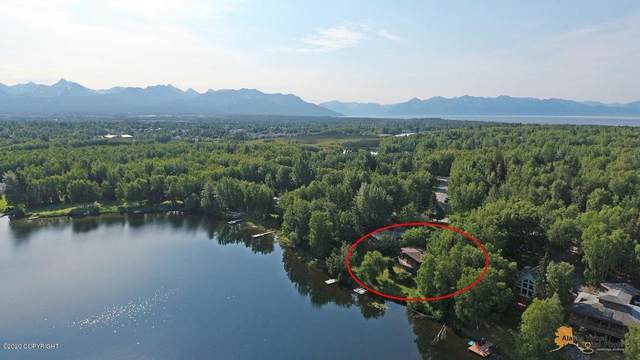 5007 W 80th Avenue, Anchorage, AK 99502 (MLS #20-10533) :: Team Dimmick