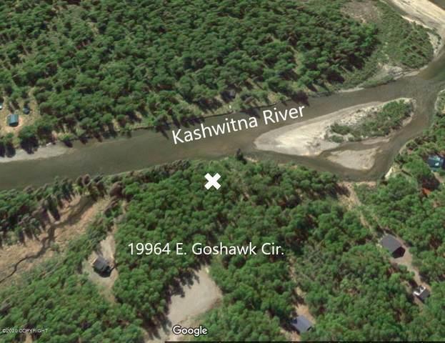 19664 E Goshawk Circle, Willow, AK 99688 (MLS #20-10948) :: Wolf Real Estate Professionals