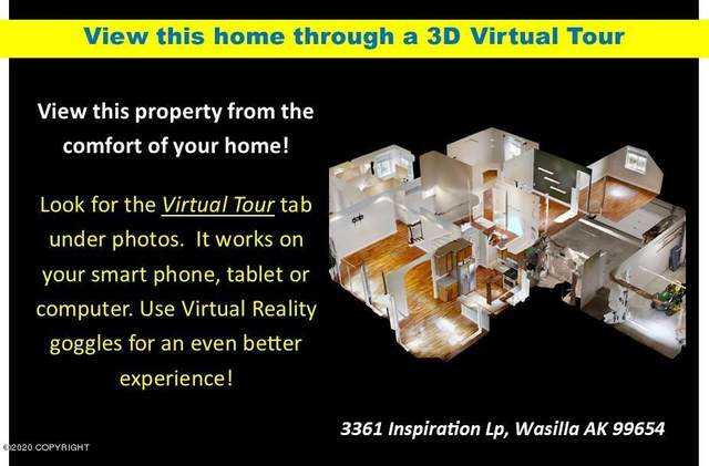 14890 N Willow Station Road, Willow, AK 99688 (MLS #20-11110) :: Synergy Home Team